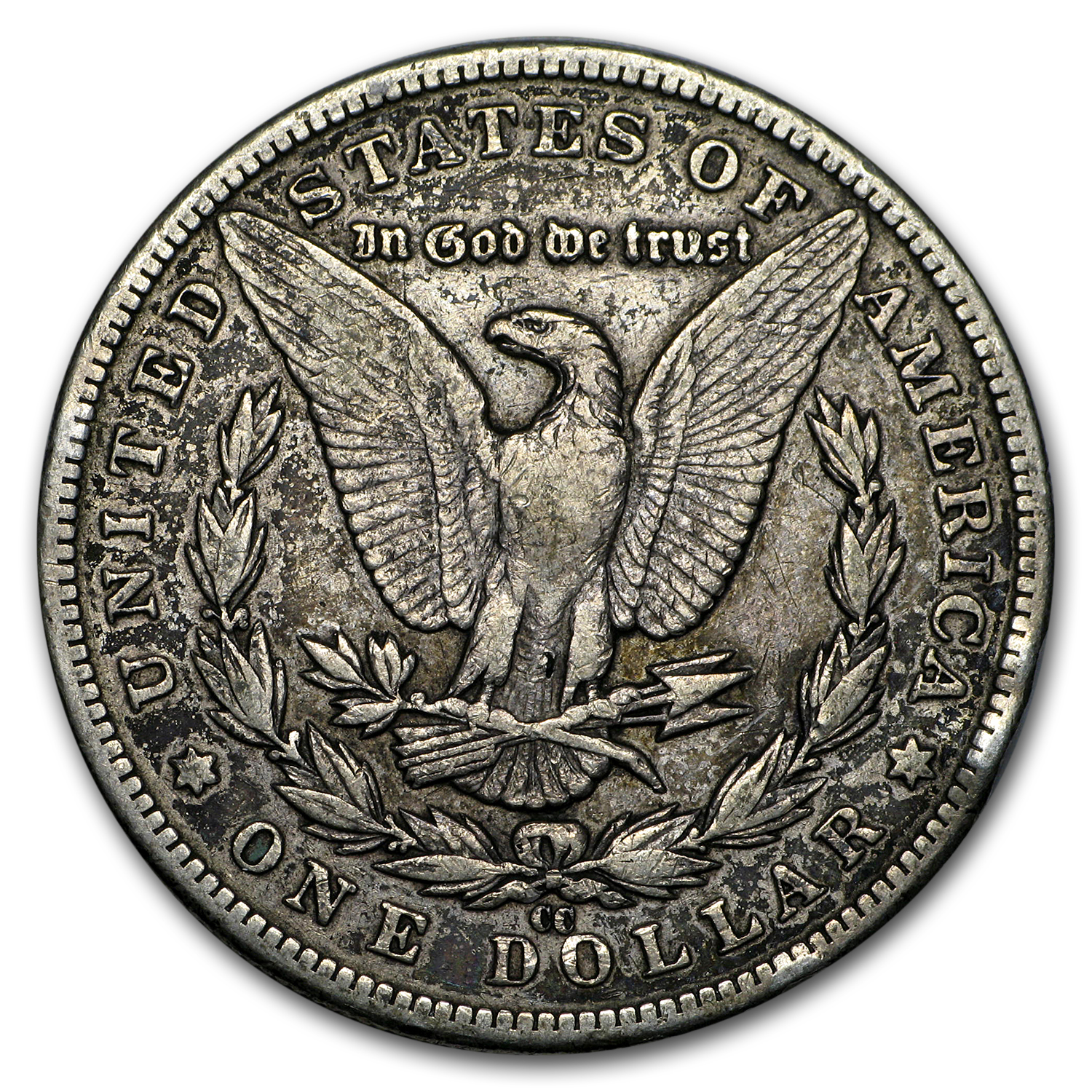 1883-CC Morgan Dollar - Very Fine